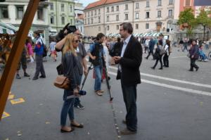 Izjava direktorja Zavoda INePA mag. Simona Delakorde za Dnevnik TV Slovenija, 26. september 2013.