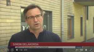 Komentar direktorja Zavoda INePA mag. Simona Delakorde za Dnevnik TV Slovenija, 6. julij 2020