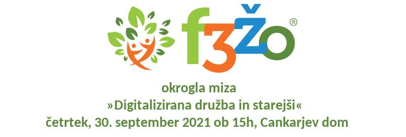 Digitalizirana družba in starejši F3ZO